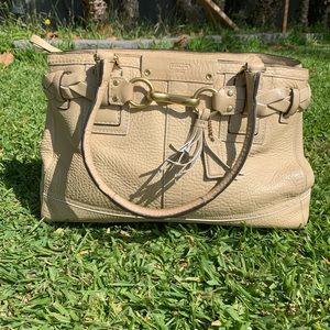 Large COACH satchel Handbag